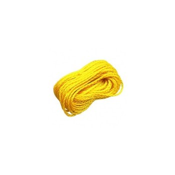 Hollow Braided Polypropylene, #8 x 100 feet
