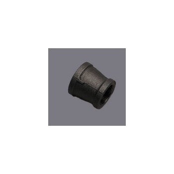 11/2x11/4 Black Red Coupling