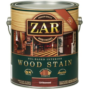 Wood Stain, Rosewood ~ 1 Gallon
