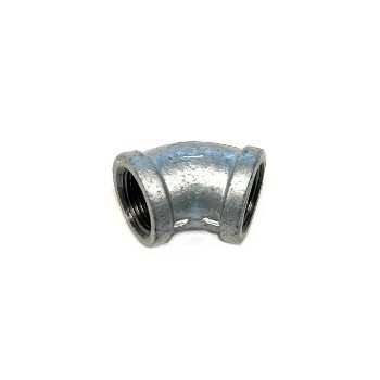 Iron Elbow, 45 Degree ~ 3/4""