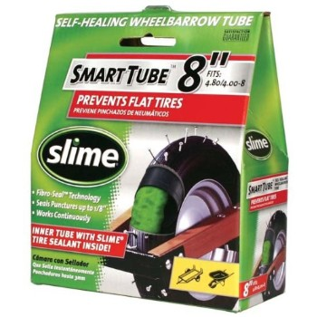 Smart Tube Pre-Slimed Wheelbarrow Tube ~ 8""