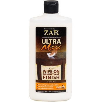 UGL  Ultra Max Wipe-On Polyurethane, Gloss ~ 16oz