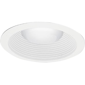 Cooper Lighting/Regent  6in. Wh Tri Baffle