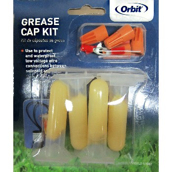 Grease Cap Kit
