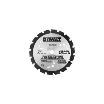 7-1/4 inch 18 teeth Carbide Blade