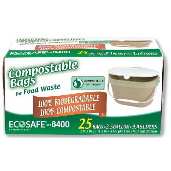 Garbage Bags ~ Compostable