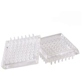 Shepherd 9083 Large Square Clear Cups