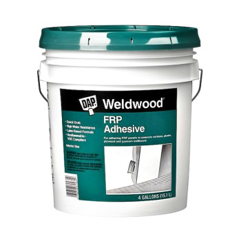 DAP 60481  Weldwood FRP Adhesive ~  4 Gallon Bucket