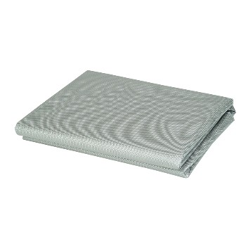 Window Air Conditioner Cover, Silver/Gray 27 x 18 x 22 inches
