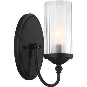 Lexington Wall & Bath Fixture ~ Oil Rubbed Bronze