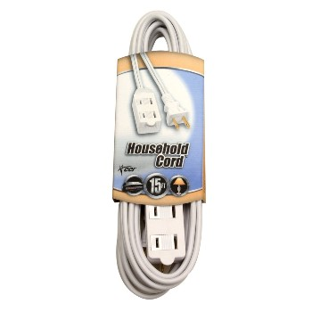 Indoor Extension Cord - 15 feet
