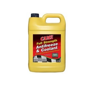 Antifreeze & Coolant, Full Strength ~ Gallon