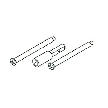 Kwikset  Thick Door Install Kit, Signature Knobs