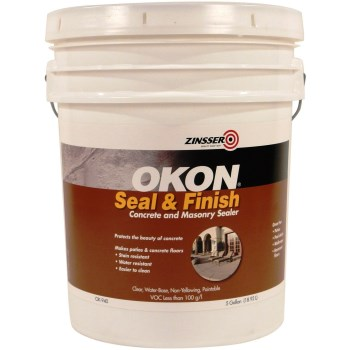 Rust-Oleum OK940 Zinsser Okon Seal And Finish ~ 5 Gallon Bucket
