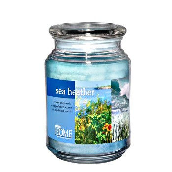 Sea Heather Candles