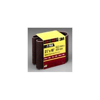 3M 051131663299 Sanding Belt - Medium - 2-1/2 x 16 inch