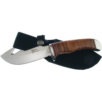 9in. Leather Guth Skinner