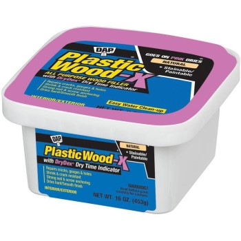 DAP 7079800542 00542 16oz Plastic Wood-X