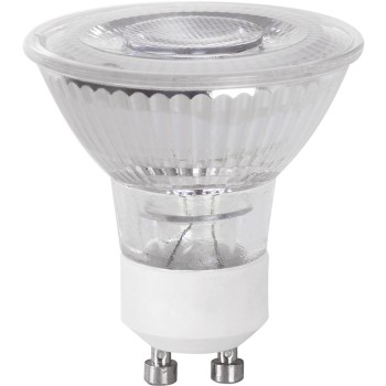 Mini Reflector LED Dimmable Bulb w/GU10 base ~ 6 Watts