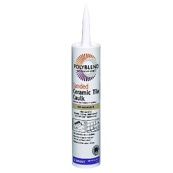 Ceramic Tile Caulk/Haystack