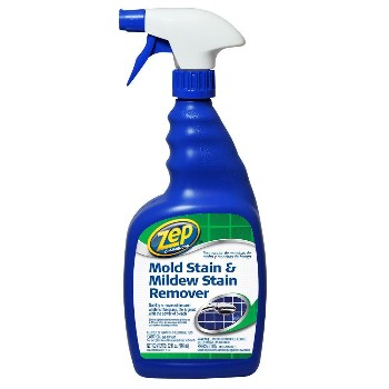 Mold Stain & Mildew Stain Remover ~ 32oz Spray