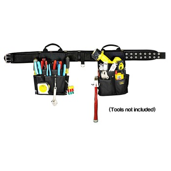 3pc Electrician Tool Belt