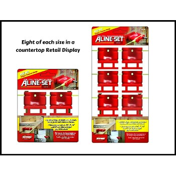 Aline-Set Retail Display Box