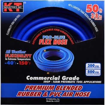 50ft. 3/8 Flex Air Hose