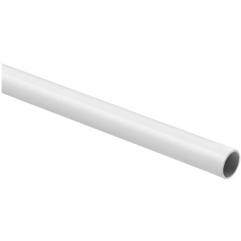 National 820142 Closet Rod, White ~ 4