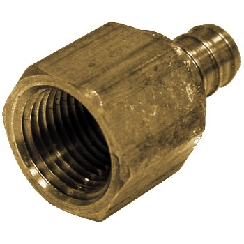 Threaded Adapter ~ 3/4 inch Pex x 3/4 inch FIP