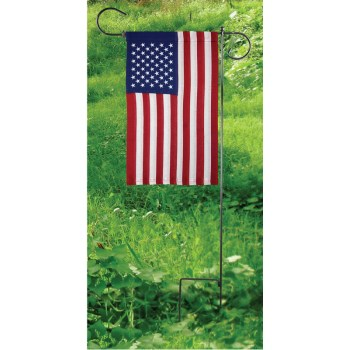 Usgfc 12in. X18in. Us Garden Flag