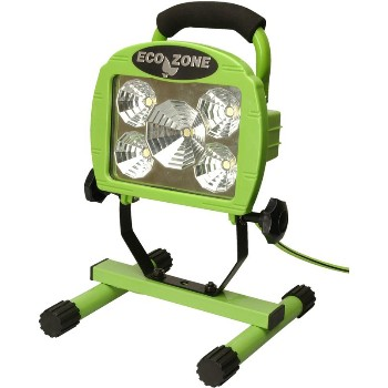 Portable Work Light, 5 LED's