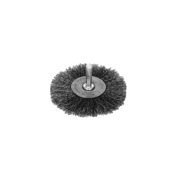 Circular End Brush, Coarse ~ 3""