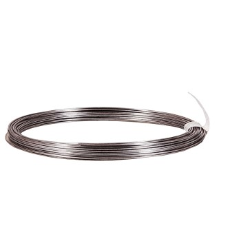 Galvanized Coil Wire,  18 Gauge ~ 100 ft.
