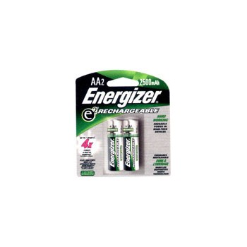 Eveready NH15BP-2 AA Battery - Rechargeable