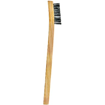 Wire Brush ~  Mini Size, Stainless Steel