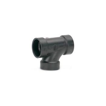 Genova Prod 81115 Sanitary Tee, 1 1/2 inch