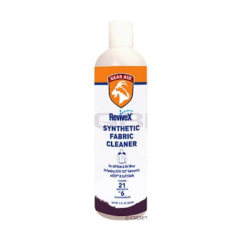 Synthetic Fabric Cleaner, 12 oz.