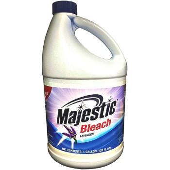 Champion Pkg/Dist MA110004 Majestic Brand Bleach, Lavender Scent  ~ Gallon