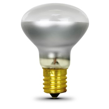 Soft White Mini Reflector Bulb ~ 25w/120v