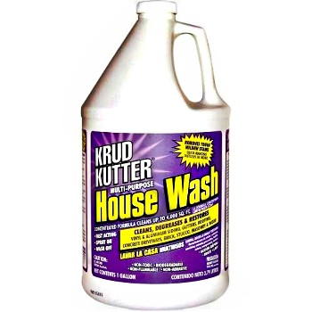 Supreme Chem HWO1/2 Krud Kutter Multi-Purpose  House Wash ~ Gallon