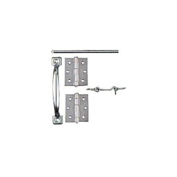 Zinc Screen-Storm Door Set, VIsual Pack 090