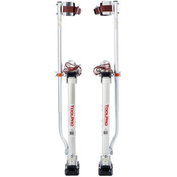 Toolpro Inc TP72440 24-40in. Adj Alum Stilts