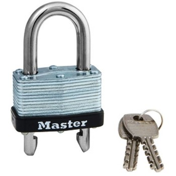 Removable/Adjustable Shackle Lock, Warded ~ 1.75""