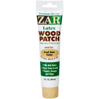 Wood Patch,   Red Oak,  3 Ounce Tube