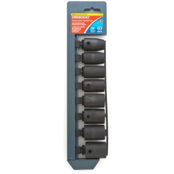 Apex/cooper Tool Cims1n 8pc Mm Imp Socket Set