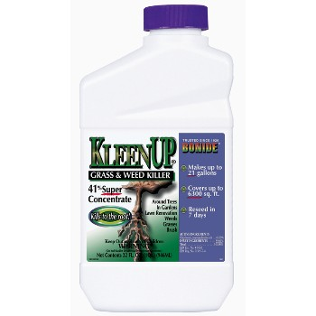 Kleen Up Grass and Weed Killer, Concentrate