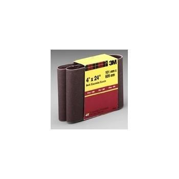 3M 05114409280 Sanding Belt - Cloth - Fine - 4 x 24 inch