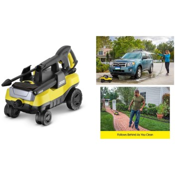 Karcher  1.418-050.0 Follow Me Electric Pressure Washer ~ 1800 PSI