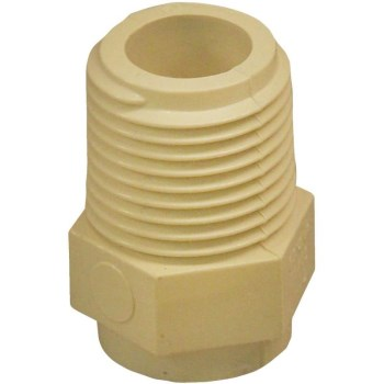 1/2 Cts Cpvc Male Adapter
